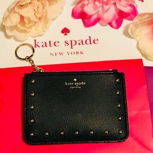 Kate Spade Bitsy Sanders Plac Studded Key Wallet